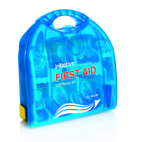 Initiative First Aid Dispenser 10 Person