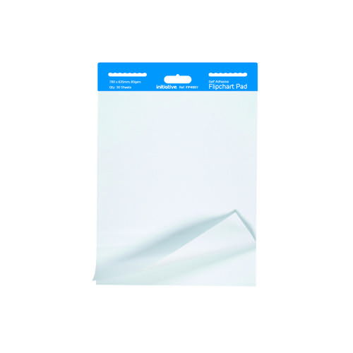 Initiative Self-Adhesive F/ChartPad Pk2
