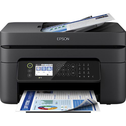 WorkForce WF2850DWF Colour Inkjet All-In-One Multifunction with A4 double-sided printing