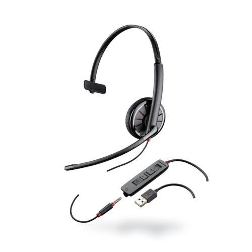 Plantronics Blackwire C315 Mono Headset Skype