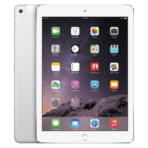 Apple Ipad Wi-Fi +4G 128Gb Silver