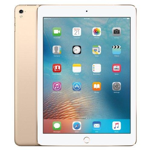 Apple Ipad Wi-Fi +4G 32Gb Gold