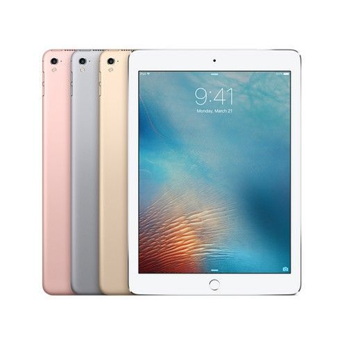 Apple iPad Pro 32GB Wi-Fi and 4G Gold