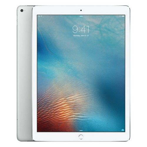 Apple Ipad Pro 12.9In Wi-Fi +4G 256Gb Silver