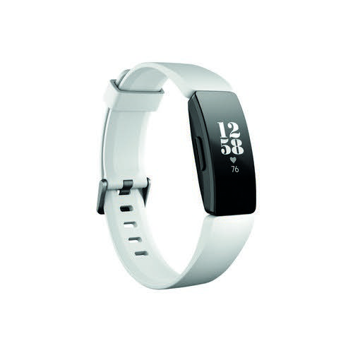 Fitbit Inspire HR White/Black