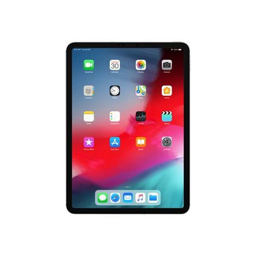Image for Apple iPad Pro Cellular Wi-Fi 64GB 12MP Camera 11inch iPad Space Grey Ref MU0M2B/A