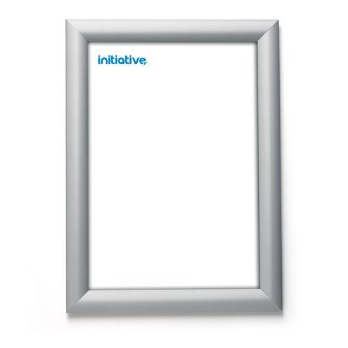 Initiative Snap Frame A3 Silver