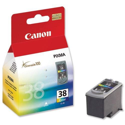 Canon Ink Cartridge Colour CL38