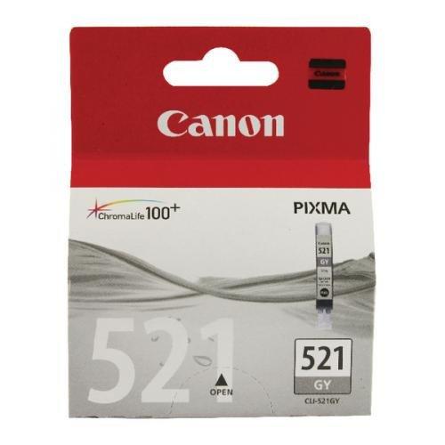 Canon Ink Cartridge Grey CLI521GY