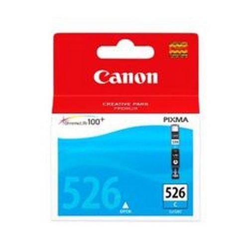 Canon 4541B01AA CLI526C Ink Cartridge Cyan