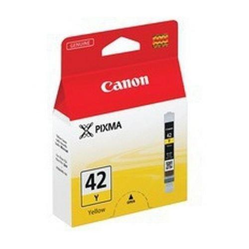 Canon 6387B001 CLI42Y Yellow Ink Cartridge