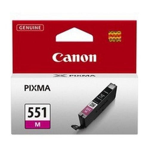 Canon CLI551M MG6350 Magenta Ink Cart