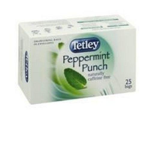 Tetley Mint Fusion Envelope Tea Bags Pack 25