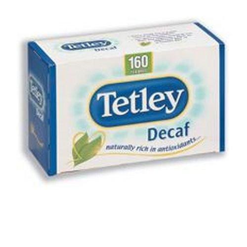 Tetley Decaf 160 Round Tea Bags