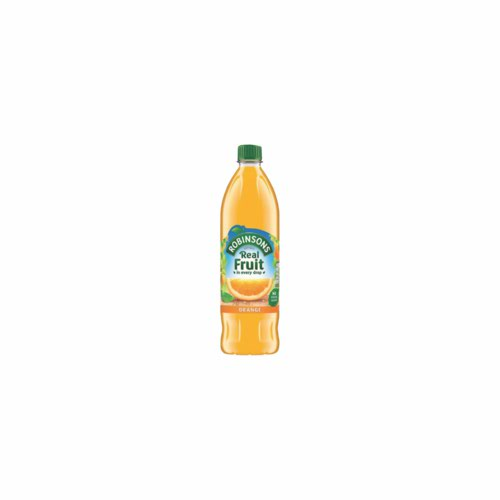 Robinsons Squash No Added Sugar 1 Litre Orange Pack 12