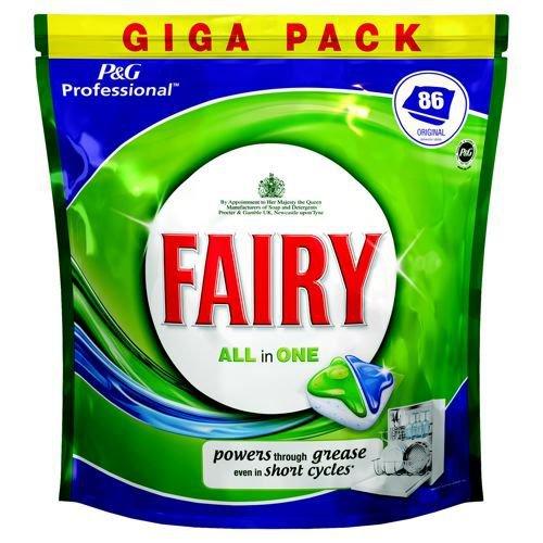 Fairy Original Dishwasher Tablets Pack 100