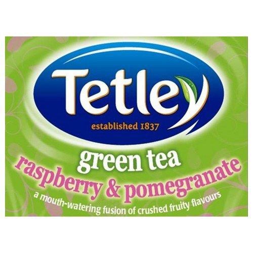 Tetley Raspberry and Pomegranate Tea Bags Pack 25 A07969