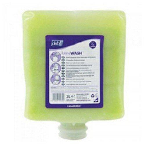 DEB Solopol Lime Wash 2 Litre Each