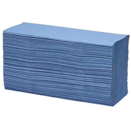 Initiative Paper Towels Blue 1ply 2688s