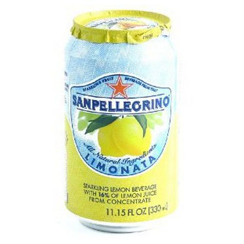 San Pellegrino Limonata Sparkling Drinks Pack 24