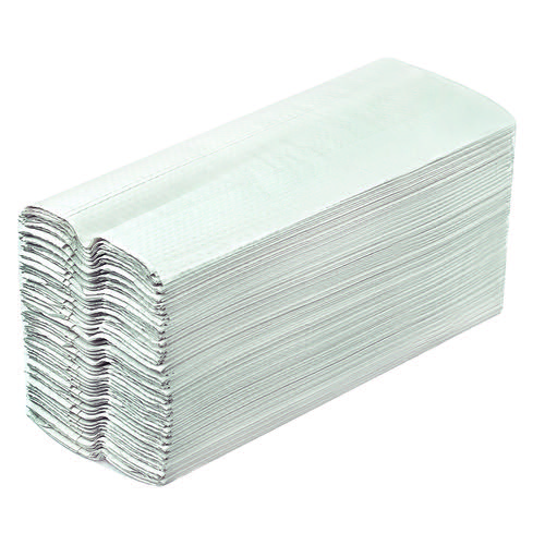 Initiative Cfold Hand Towels 1Ply White