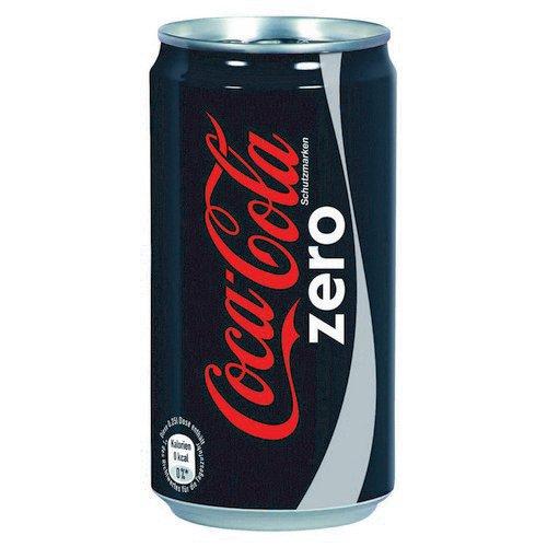 Coke Zero 24x330ml Can