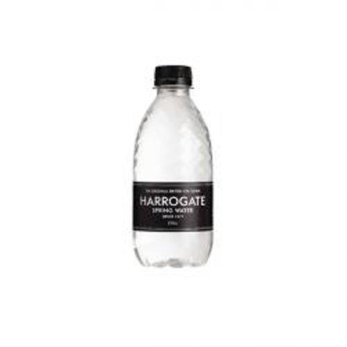 Harrogate Still Spring Water 330ml Bottle Plastic Pack 30