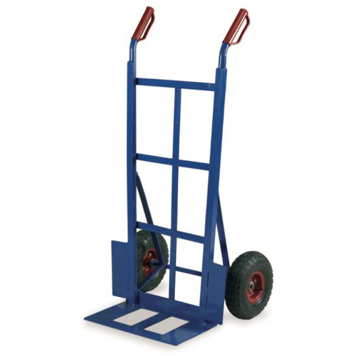 Standard Heavy Duty Sack Barrow Blue