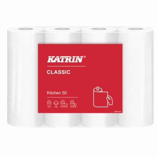 Katrin Classic Kitchen Rolls Pack 32