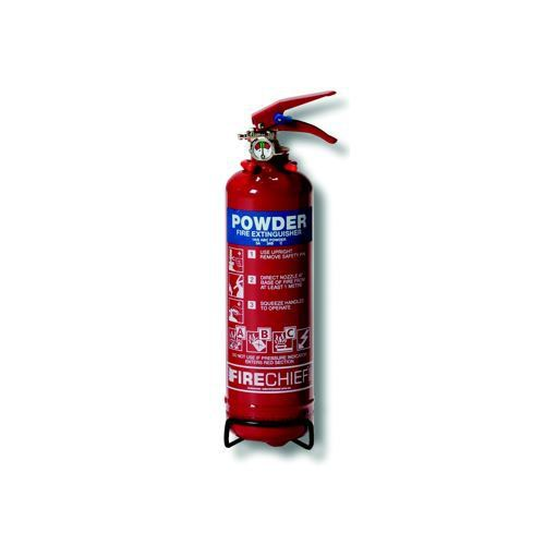 Firemaster 1Kg ABC Powder Fire Extinguisher