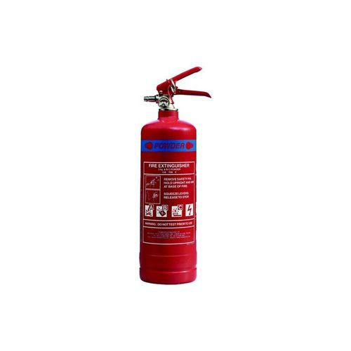 Firemaster 2Kg ABC Powder Fire Extinguisher