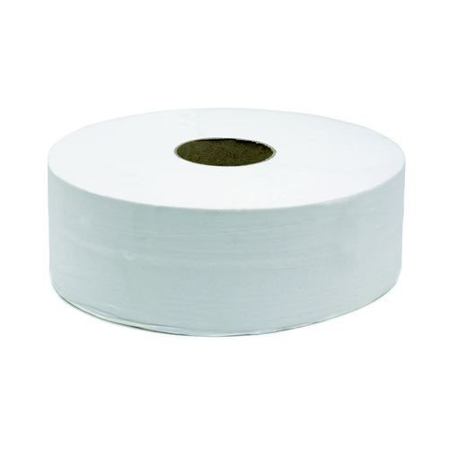 Jumbo Toilet Roll Recycled 2 Ply 3 Inches Core 410m Pack 6