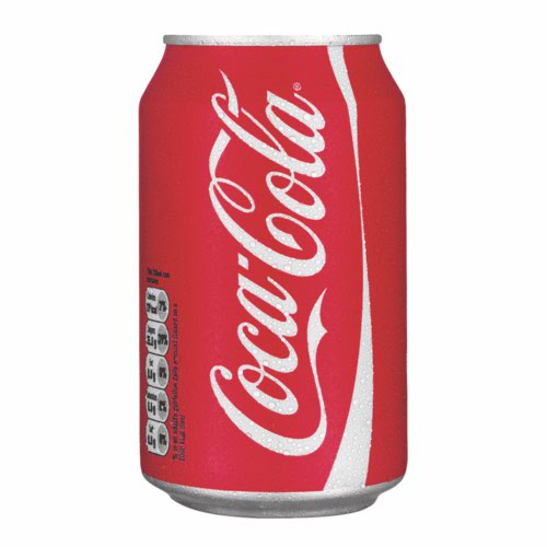 Coca Cola Cans 330ml Pack 24