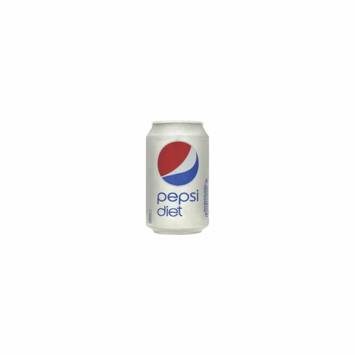 Pepsi Diet 330ml Cans Pack 24