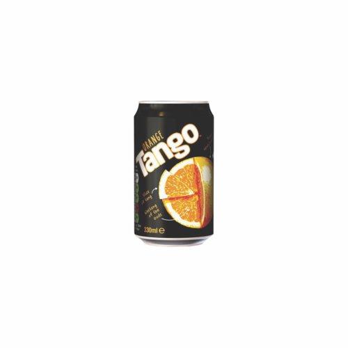 Tango Orange 330ml Cans Pack 24