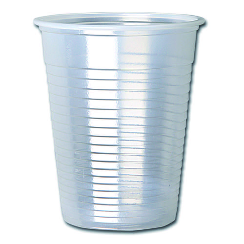 initiative Clear Water Cups 7oz 1000s
