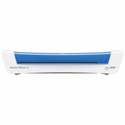 Leitz Ilam Home Office Laminator A4 Blue