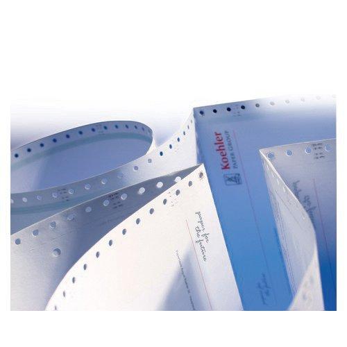 Reacto Carbonless Paper CFB75 (Middle) Blue FSC4 RA3 430 X 305mm Short Grain Pack 500