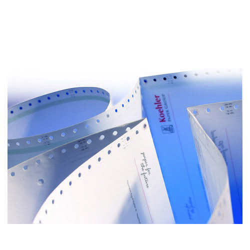 Reacto Carbonless Paper CB75 (Top) White FSC4 SRA3 450 X 320mm Short Grain Pack 500