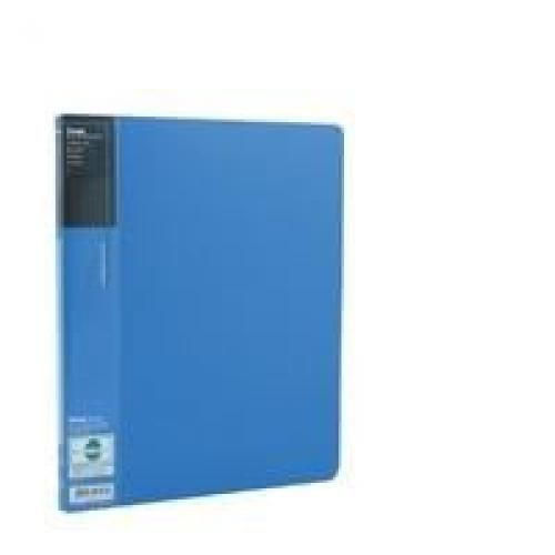 Pentel Recycology A4 Display Book 20 Pocket Blue (Pack 10)