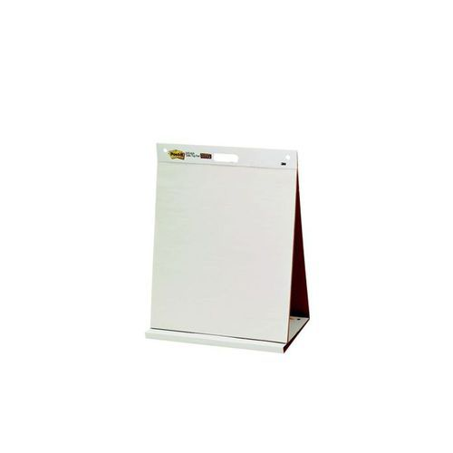3M Post-it Table Top Meeting Chart 20 Self-Adhesive Sheets 508x584mm