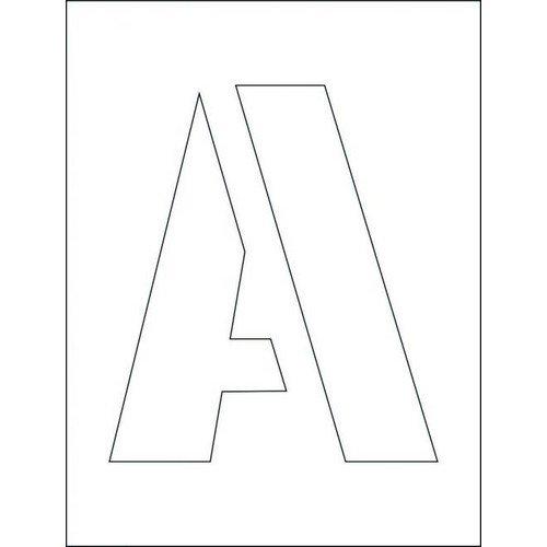 300mm Letters Stencil Kits (A-Z)