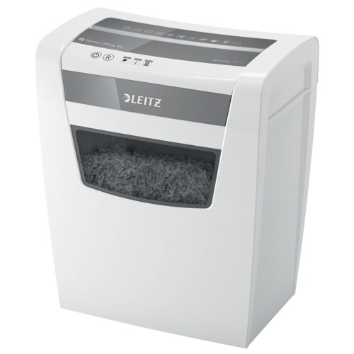 Leitz IQ Home Office Shredder Security Din P4