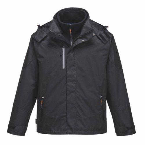 Radial 3in1 Jacket S-3XL Black Pack 60