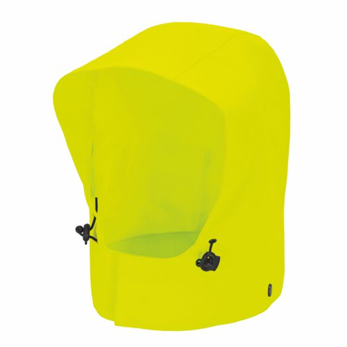 HiVis Extreme Hood One Size Yellow Pack 96