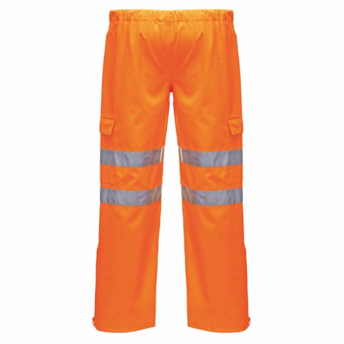 HiVis Extreme Trousers S-3XL Orange Pack 24