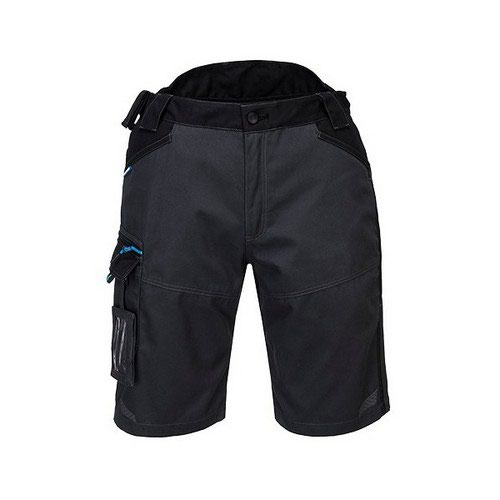 WX3 Service Shorts Metal Grey 34R