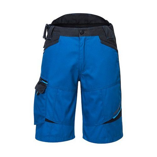 WX3 Service Shorts Persian Blue 34R