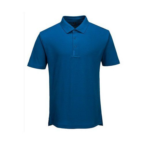 WX3 Polo Shirt Persian Blue LR