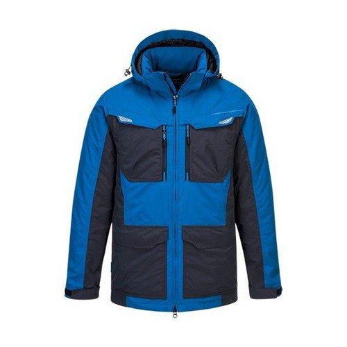 WX3 Winter Jacket Persian Blue LR